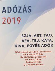 Adózás 2019