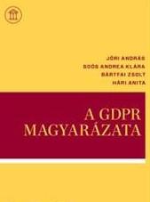 A GDPR magyarázata