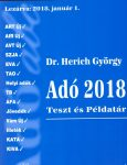 Adó 2018 Teszt és Példatár