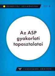 Az ASP gyakorlati tapasztalatai