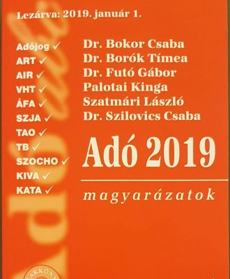shades of new high quality new products Adó 2019 Magyarázatok