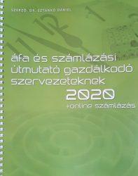 Áfa és számlázási útmutató gazdálkodó szervezeteknek 2020 + online számlázás